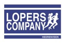 Logo Lopers Company Heerenveen