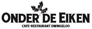 Logo café-restaurant Onder de Eiken