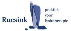 Logo Ruesink praktijk voor fysiotherapie