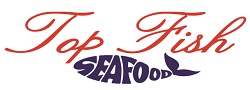 Logo Top Fish Seafood